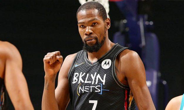 ¡Kevin Durant anuncia que un jugador está muy cerca de Curry y Klay!