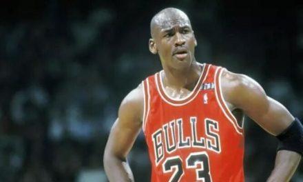 El Toro que se atrevió a plantar cara a Michael Jordan … y que lo ridiculizó