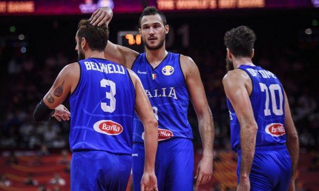 Eurobasket 2022: Italia en el grupo con Grecia y Croacia