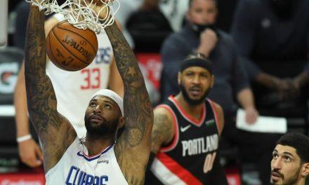 Mercado de la NBA, DeMarcus Cousins firma con los Clippers por el resto de la temporada