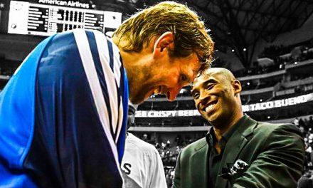 """NBA, Dirk Nowitzki: """"Kobe me quería, pero Dallas es mi ciudad"""""""