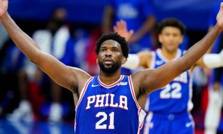 """NBA, Joel Embiid: """"Los aficionados en Filadelfia son fundamentales"""""""
