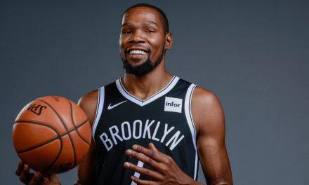 NBA, Kevin Durant hizo una fortuna invirtiendo en Coinbase