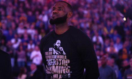 NBA, LeBron borra tuit al agente que le disparó a Ma'Khia Bryant