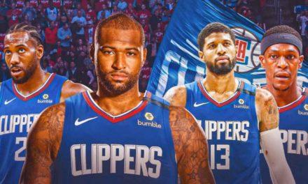 NBA Market, DeMarcus Cousins firma otra década con los Clippers
