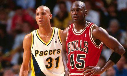 """NBA, Reggie Miller: """"Si Michael Jordan me hubiera llamado, le habría dicho que se joda"""""""