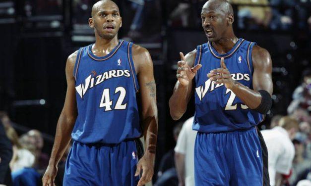 NBA, Richard Jefferson y la anécdota de Michael Jordan en Washington