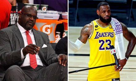 Shaq explica lo que separa a los Lakers de todos los demás para los playoffs