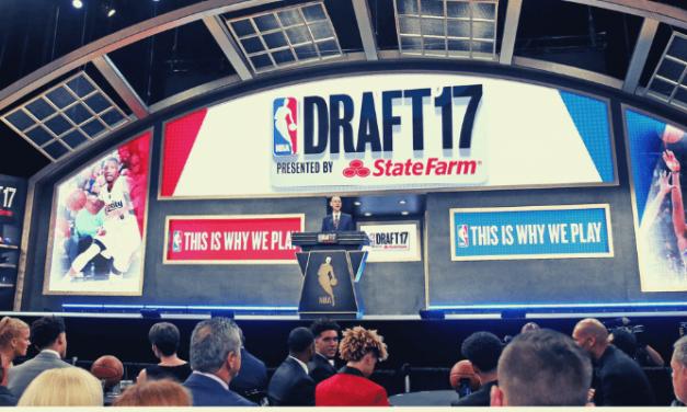 ¿Cómo funciona la lotería del Draft de la NBA?