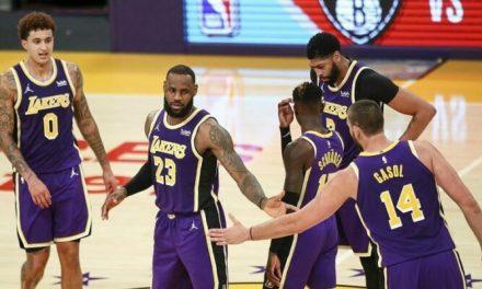 ¿Otro importante e inminente regreso a los Lakers?