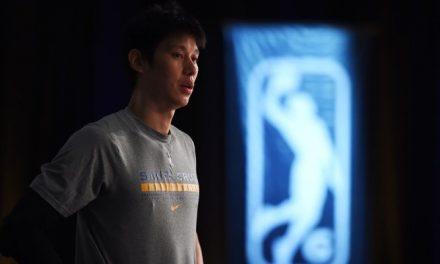 Abatido y metido en el agujero, Jeremy Lin se rinde