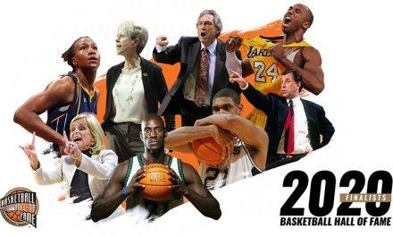 Ceremonia del Salón de la Fama de la NBA 2020: nombres, invitados y dónde verlo en TV y Streaming