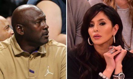 Dentro de la conversación entre Michael Jordan y Vanessa Bryant