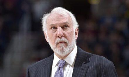 Gregg Popovich responde con seca frase sobre su futuro en los Spurs