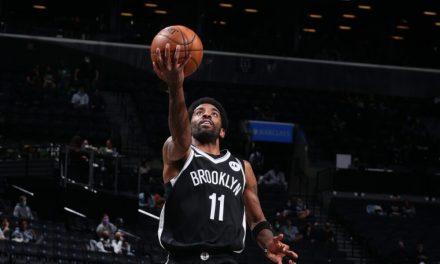 Kyrie Irving se convierte en el noveno jugador de la NBA en unirse al club 50-40-90