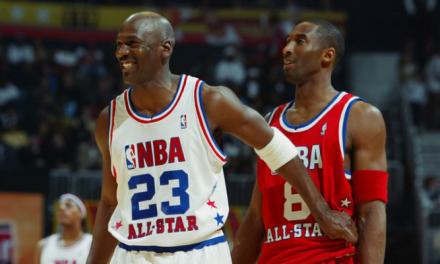 La temporada en la que Michael Jordan estaba en su mejor momento según Kobe
