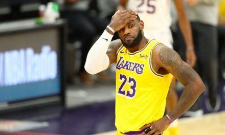 Las grandes críticas a LeBron tras la derrota ante los Suns