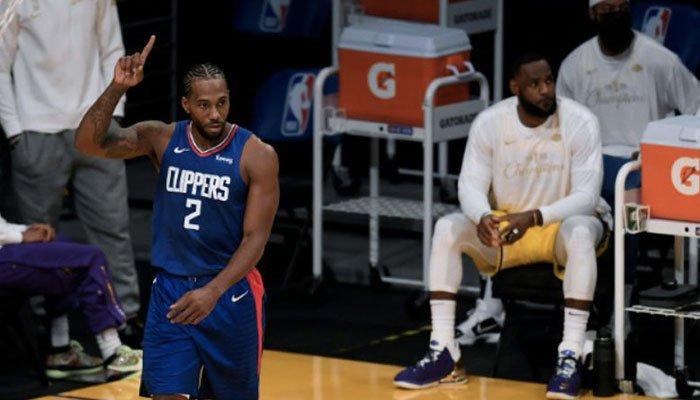 """""""LeBron se queda en la enfermería por culpa de los Clippers"""""""