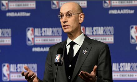 """NBA, Adam Silver sobre el torneo Play-in: """"Quiero que sea a largo plazo"""""""