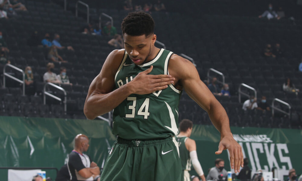 "NBA, Antetokounmpo honesto: ""¿La revancha de Milwaukee? No sé si este año será diferente"""