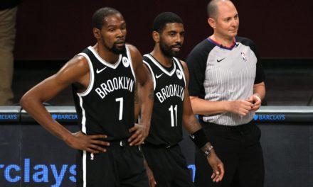 NBA, Brooklyn vuelve a ganar: los comentarios de Irving y Steve Nash