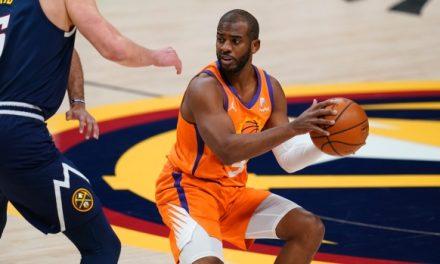 NBA, Chris Paul comenta sobre su problema en el hombro