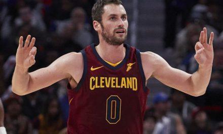 """NBA, GM de Cleveland aclara: """"Kevin Love es fundamental para nuestro grupo"""""""