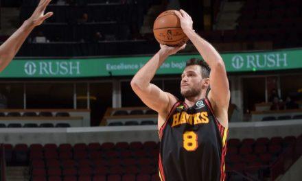 NBA, Gallinari-Randle se enciende: falta de reacción le cuesta Flagrante 1 al jugador de los Knicks