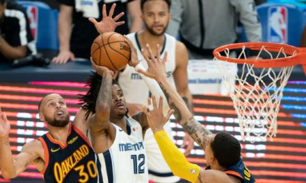 NBA, Ja Morant vuelve a los insultos de los fanáticos del Jazz a su familia