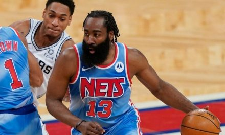 """NBA, James Harden regresa: """"No quiero presumir, pero soy muy fuerte"""""""