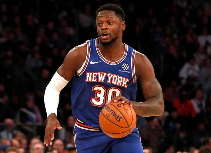 NBA Market, Nueva York prepara extensión de contrato para Randle
