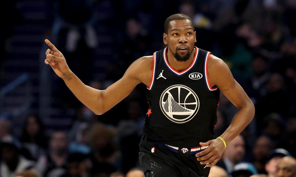 "NBA, Kevin Durant sobre el pasado: ""Sentí que los Warriors eran un perdedor"""