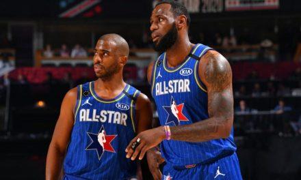 """NBA, LeBron James sobre el desafío contra los Suns: """"Tendré que sacar mi mejor juego"""""""