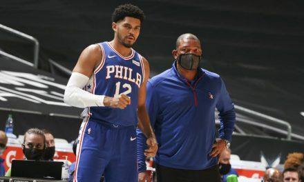 NBA, Tobias Harris es el héroe de Filadelfia: el comentario después del Juego 1