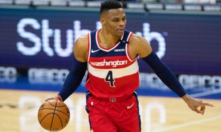 NBA, en Washington el último poste que le queda al Play-In