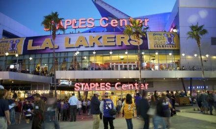 NBA, los Lakers encuentran el Staples Center en los Playoffs después de 8 años