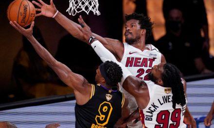 NBA, los Miami Heat se clasifican para los próximos Playoffs