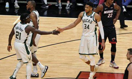 Playoffs NBA, Milwaukee completa la barrida: Miami eliminó 4-0