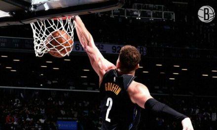 Por qué Blake Griffin ya no volcó con los Pistons