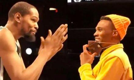 """""""Sin faltarle el respeto a Steph, KD y LeBron, es el mejor de la NBA"""""""
