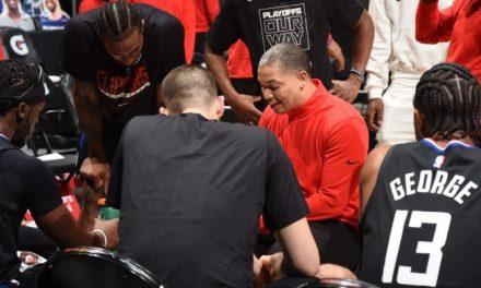 Tyronn Lue adelanta grandes cambios en los Clippers