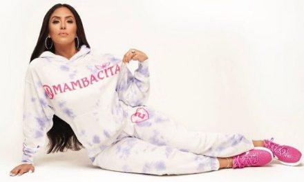 "Vanessa Bryant homenajea a su hija Gigi con la nueva línea ""Mambacita"""