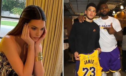 ¡Kendall Jenner abucheó en Los Ángeles después de la eliminación de los Lakers!