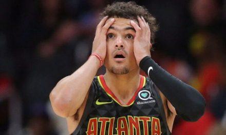 ¡Los Hawks saqueados, Trae Young se autodestruye!