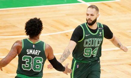 ¿Grandes tensiones entre los Celtics?