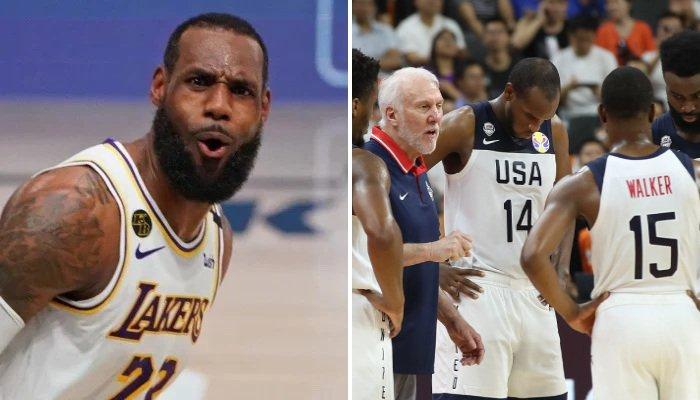 Después del anuncio de una superestrella, los cinco grandes potenciales legendarios del equipo de EE. UU. En los Juegos Olímpicos