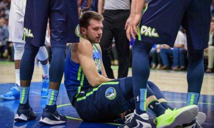 El estado de salud real de Luka Doncic a pocas horas del Juego 5