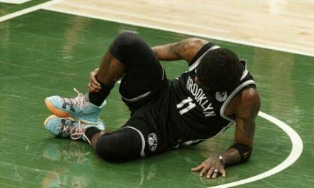 La escalofriante imagen de Kyrie Irving tras su lesión