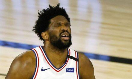 ¿Deberían los 76ers estar preocupados por Joel Embiid?