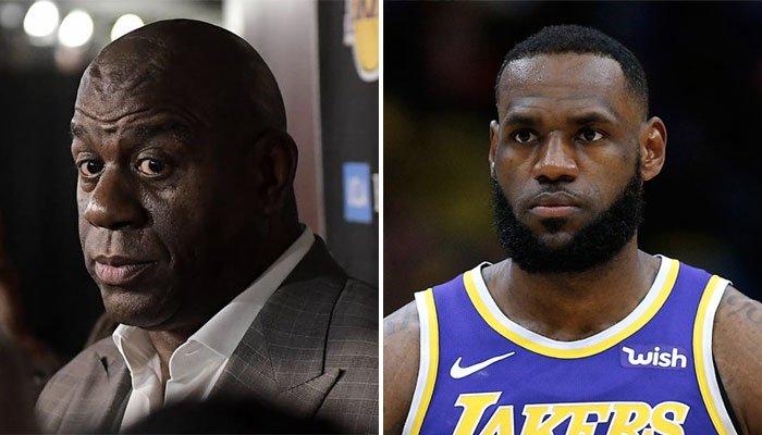 Magic Johnson le dice a los Lakers que estrella firmar este verano